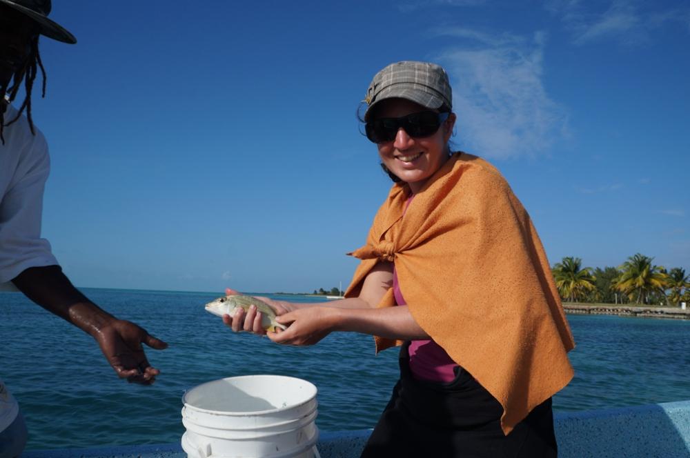 Mon premier poisson et moi, Jackson Premier