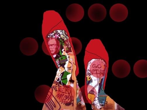 soulier rouge10-10